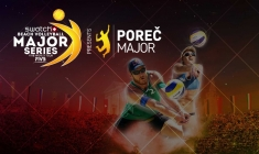 SWATCH Beach Volleybal Poreč Major Series